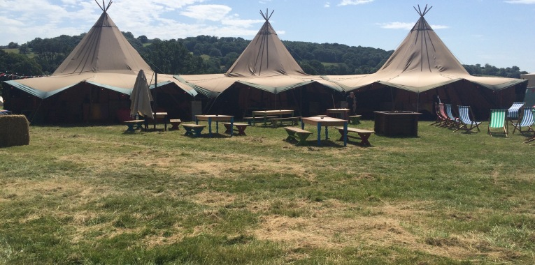 Festival Bar Herefordshire