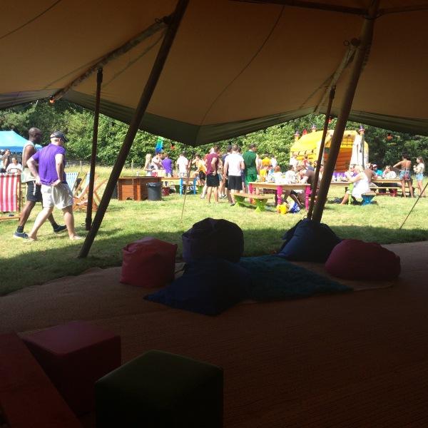 Festival Bar Herefordshire