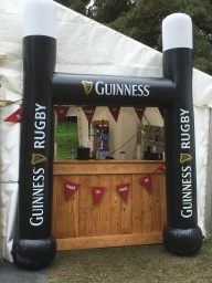 Eastnor Castle Festival Bar