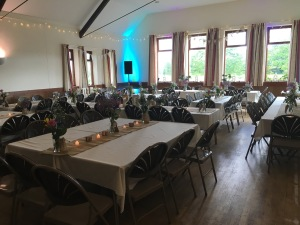 Wedding Village Hall Worcestershire