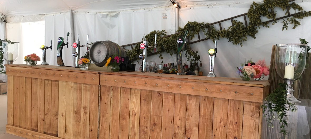 Wedding Bar in Herefordshire