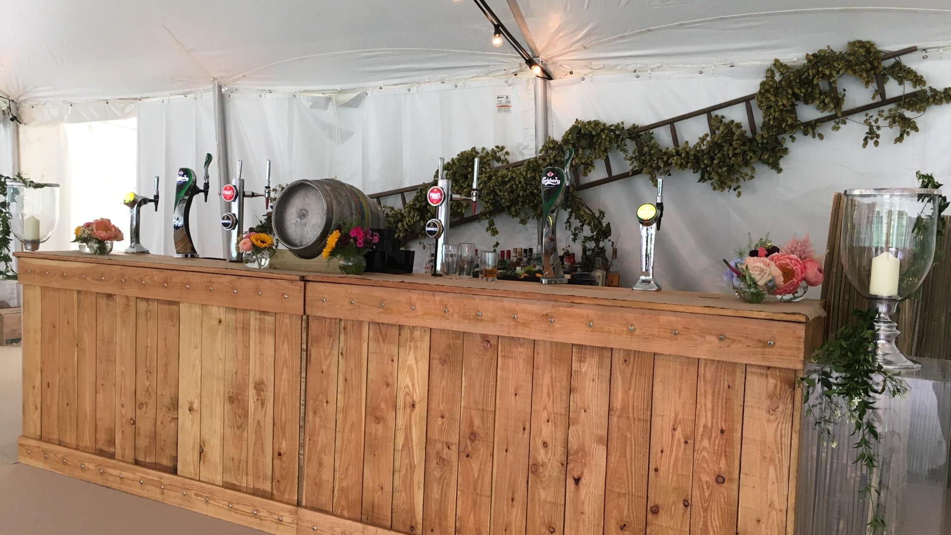 Wedding Bar in Herefordshire
