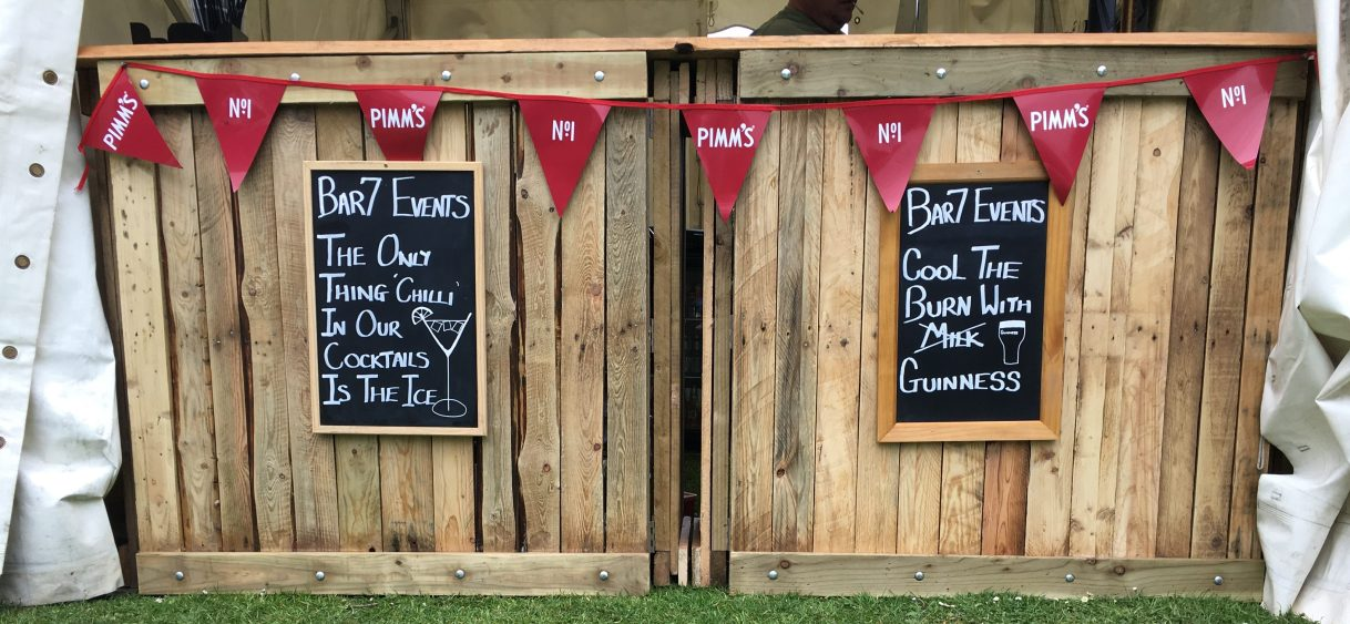 Bar7 Events – Herefordshire Mobile EventBar