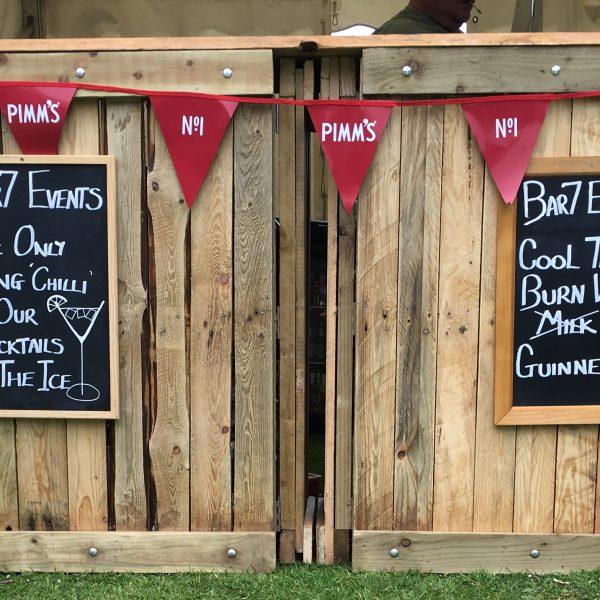 Wooden Bar - Chilli Festival 2017