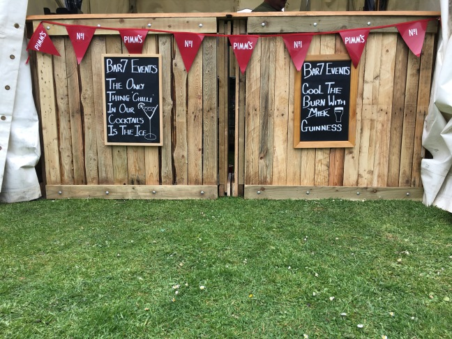 Wooden Bar - Chilli Festival 2017